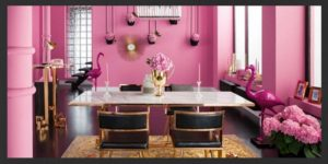 Pink & Gold! Trend 2017