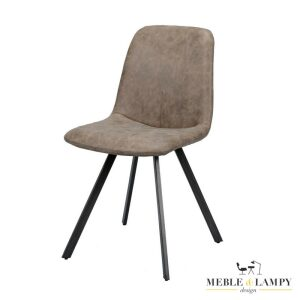 Krzesło Naad Vintage Wax Brown