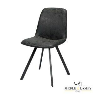 Krzesło Naad Vintage Wax Black