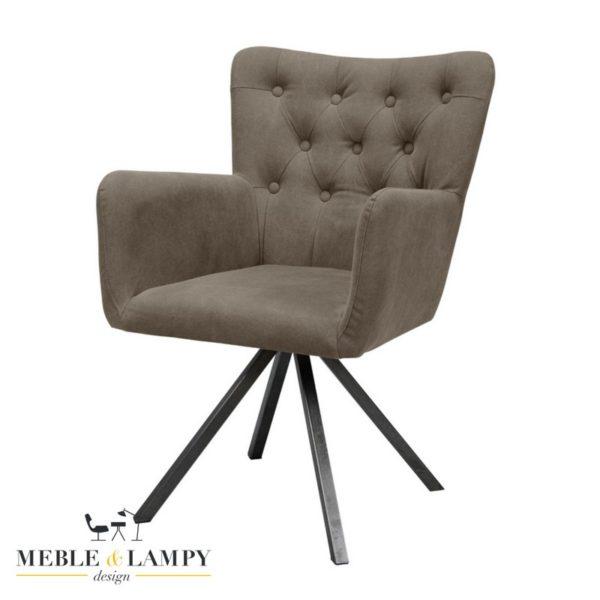 Fotele/Krzesła CUVES Vintage jeans piaskowy