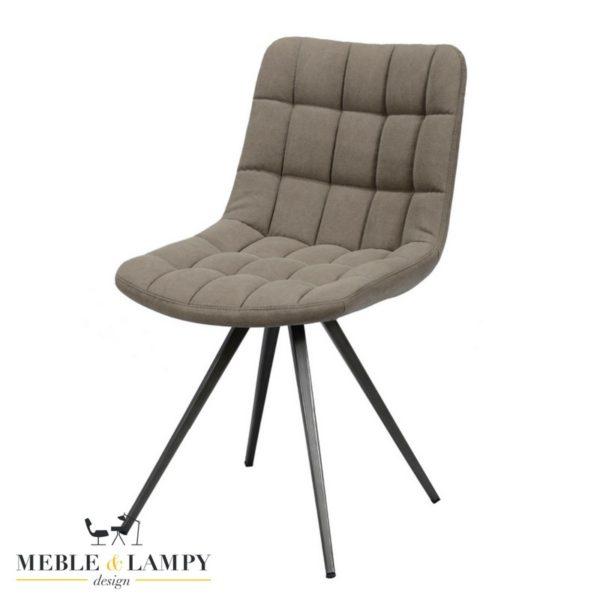 Krzesło GRID Pillows jeans piaskowy