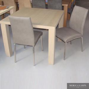 Krzesło z obiciem Buffelo