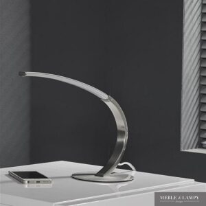 Lampa stołowa LED wygięta 3W