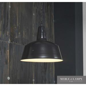 Lampa wisząca 1L Ø45cm szara