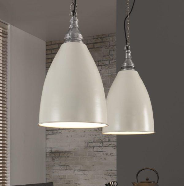 Lampa wisząca Industry 2xØ34