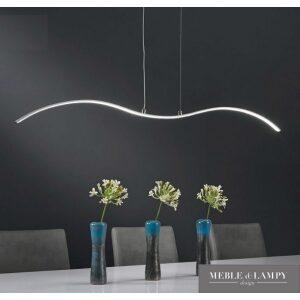 Lampa wisząca LED fala 120cm