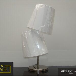 Lampa stołowa 2 kloszowa LUX