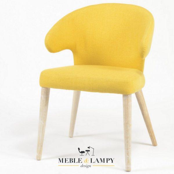 Fotel Picasso - żółty
