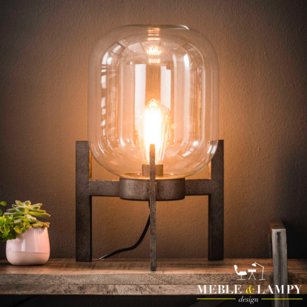 Lampa stołowa Glass Bol