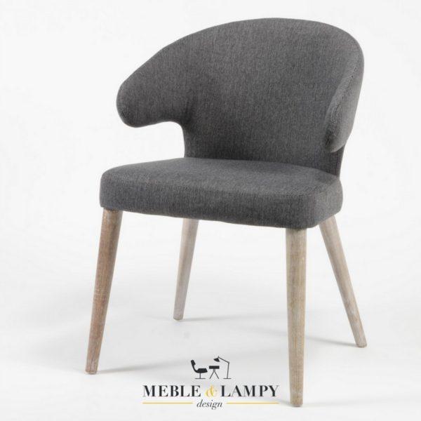 Krzesło Picasso Rock stalowy szary
