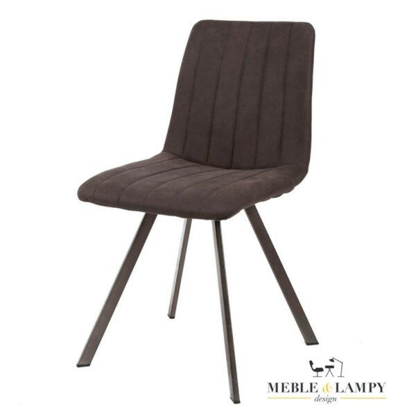 Krzesło STREEP STRIGHT BROWN