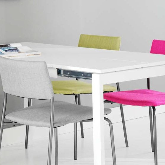 Krzesło materiałowe zielony