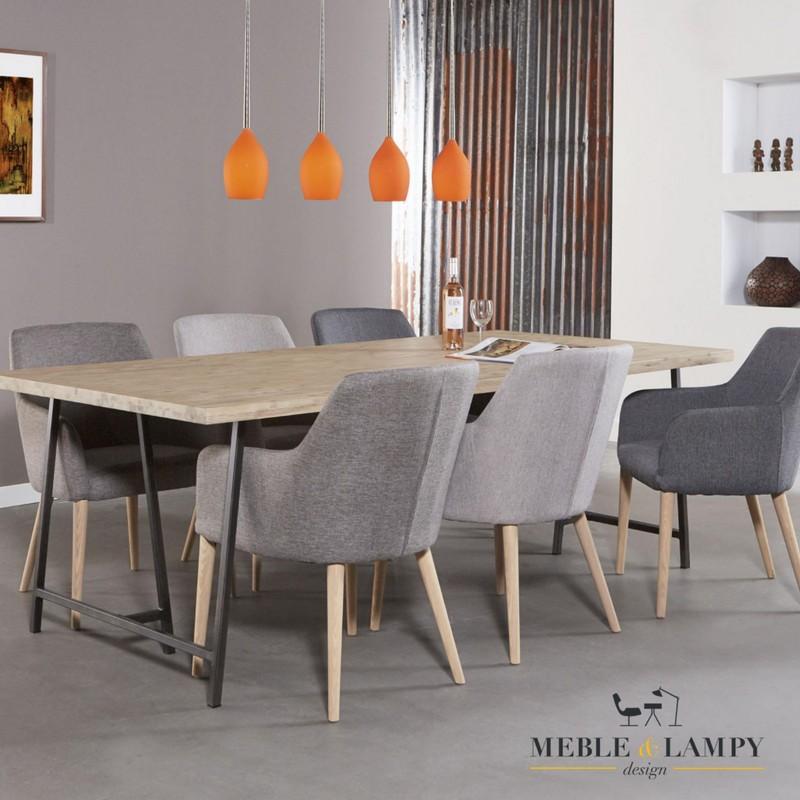 Stół z drzewa akacji Coffe 200x100