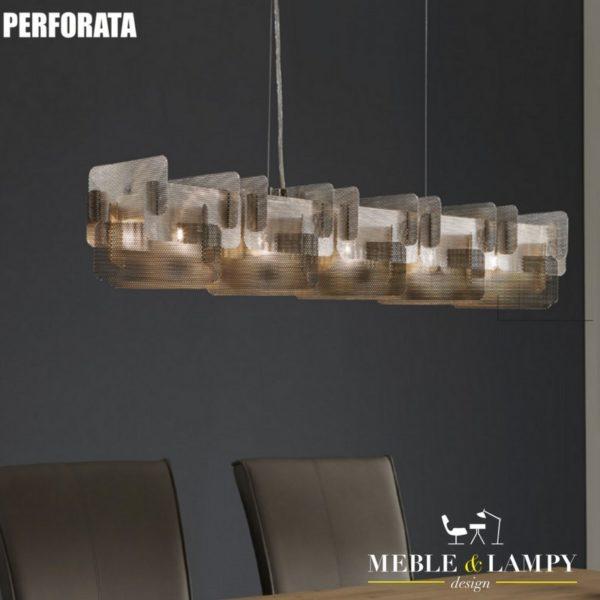 Lampa wisząca PERFORATA design