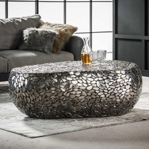 Stolik 125 x 80 cm ROCK