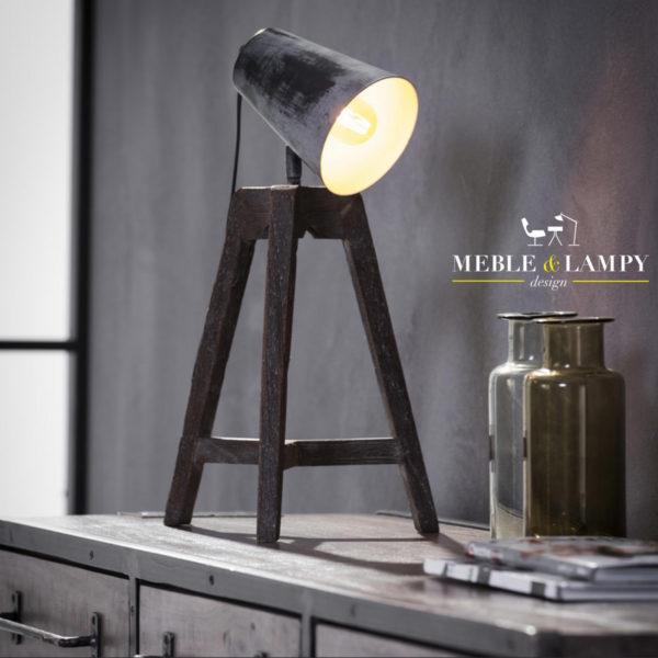 Lampa stołowa FERO Trójnóg