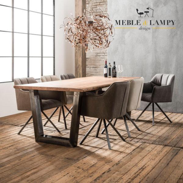 Krzesło/Fotel Piaskowy COMO lux edition