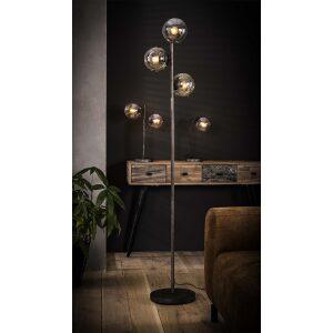 Lampka podłogowa  – Trzy Szklane Kule