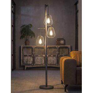 Designerska lampa podłogowa LAMPION 3L
