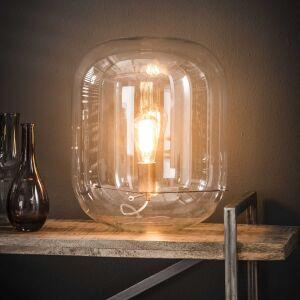 Kopułowa Lampa stołowa Glass Bol