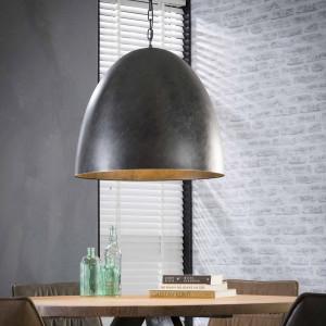 Lampa wisząca z 1 dzwonem o średnicy 60 cm