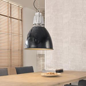 Lampa wisząca industrialna średnica 47 cm