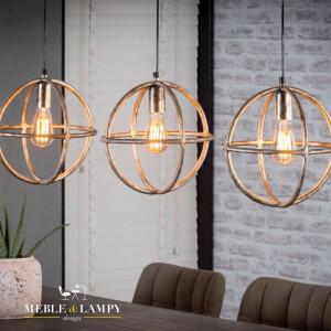 Lampa wisząca Atoom 3xØ30