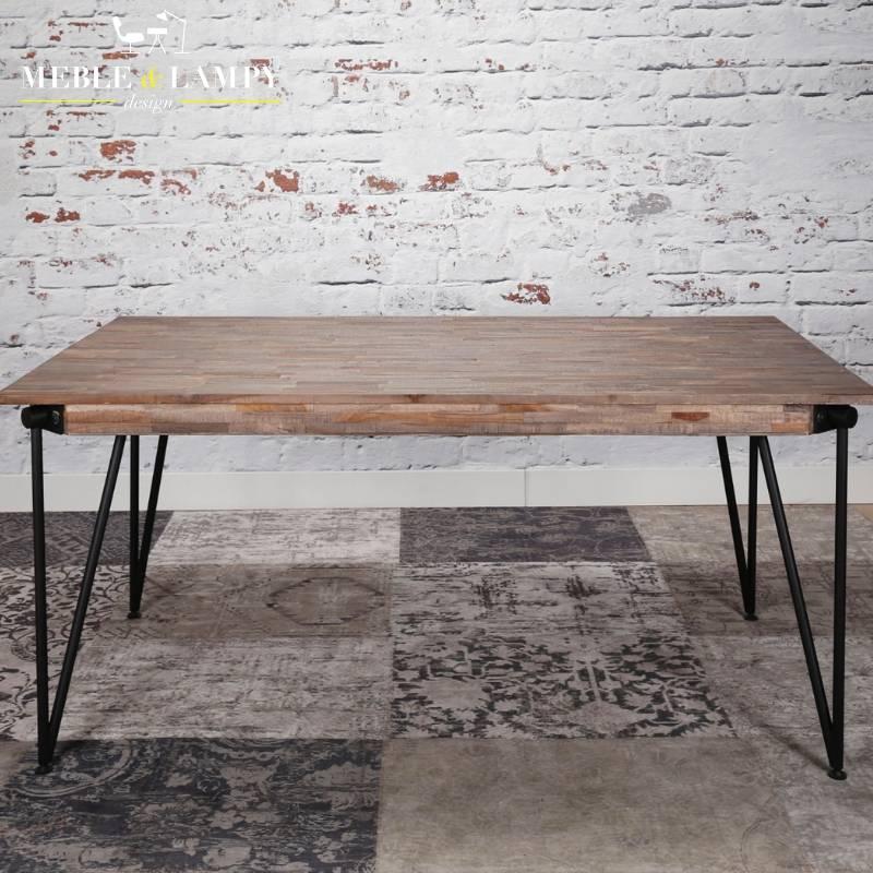Stół TECA 165 cm V-nogi