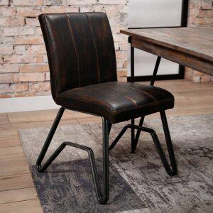 Krzesło STREEP Brązowe